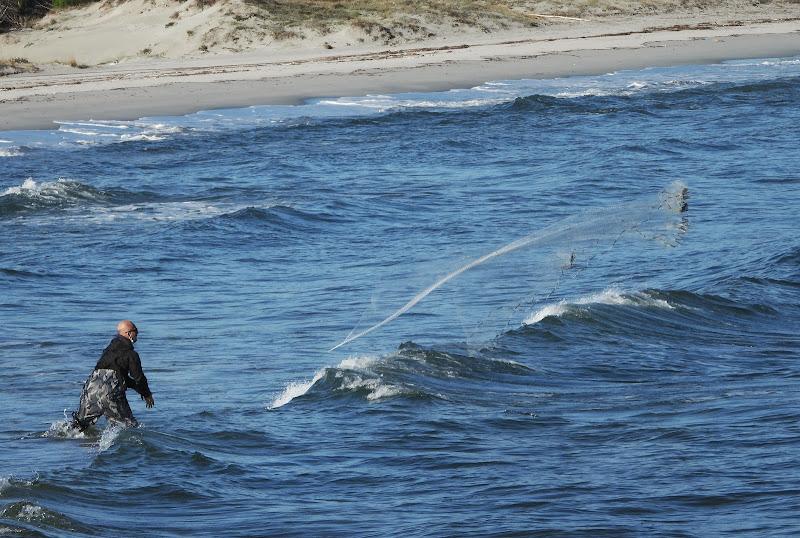 Pesca con rete da lancio di Save55