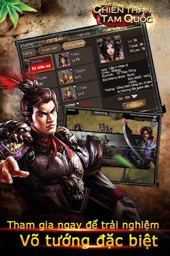 Chiu1ebfn Thu1ea7n Tam Quu1ed1c-Tranh Bu00e1 9.6.0 screenshots 2