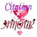 Meilleures Citations d'Amour icon