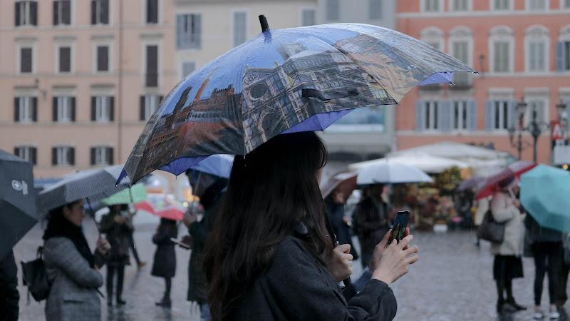 Selfie sotto la pioggia di Natsuchin