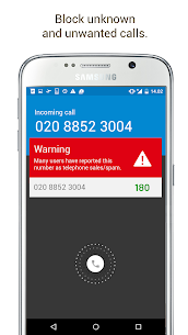 180 – Caller ID & Block App Download For Android 1