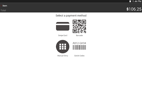 QwickPAY- screenshot thumbnail