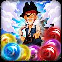 Pirate Bubble Shoot icon