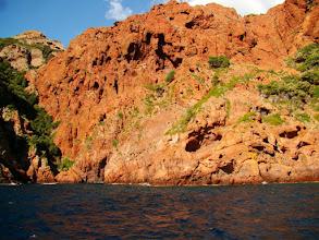Photo: #017-La réserve de Scandola en Corse, classée au Patrimoine mondial de l'Unesco.