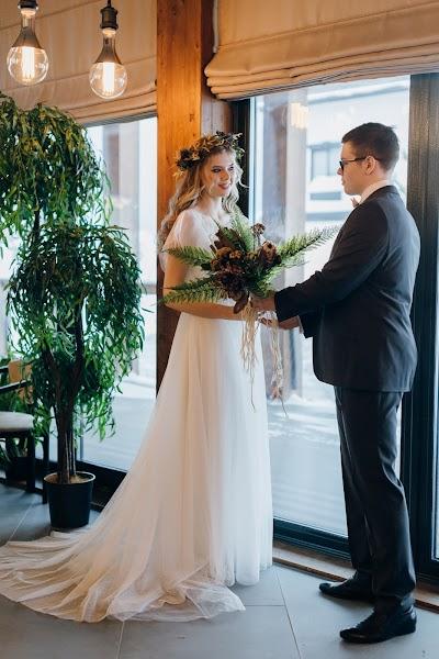 Wedding photographer Tatyana Pukhova (tatyanapuhova). Photo of 08.03.2019