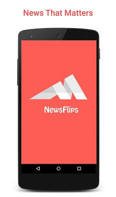 Newsflips - News That Matters - screenshot
