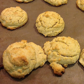 Sweet Potato and Apple Scones- Gluten-Free, Corn-Free, Soy-Free,