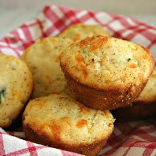 Mexican Cornbread Muffins