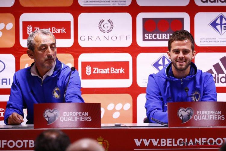 """Bazdarevic: """"Nous sommes prêts à tous les scénarios"""""""
