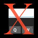 No Fullscreen Keyboard Xposed icon
