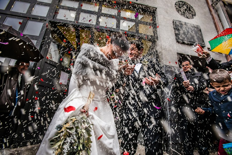 Wedding photographer Unai Perez (mandragorastudi). Photo of 27.11.2016