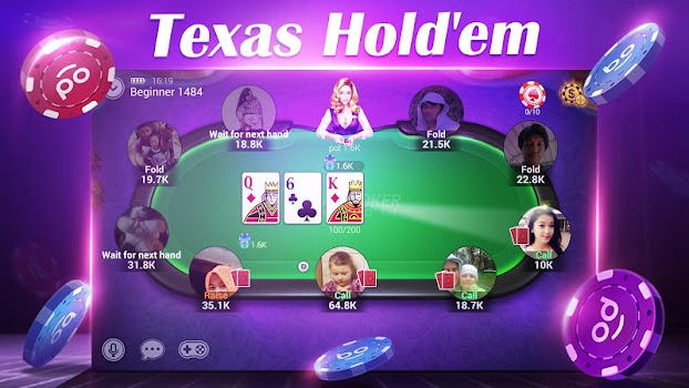 Boyaa Texas Poker