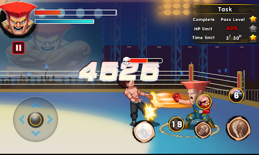 Super Boxing Champion: Street Fighting - náhled