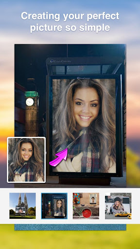 Photo In Hole - 3D Photo Editor 1.1.1.6 screenshots 6