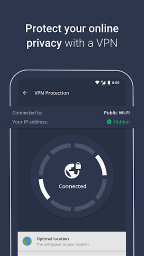 AVG AntiVirus Free & Mobile Security, Photo Vault screenshot 5