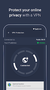 AVG AntiVirus Free & Mobile Security, Photo Vault Screenshot