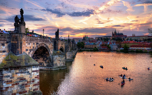 Prague Live Wallpaper