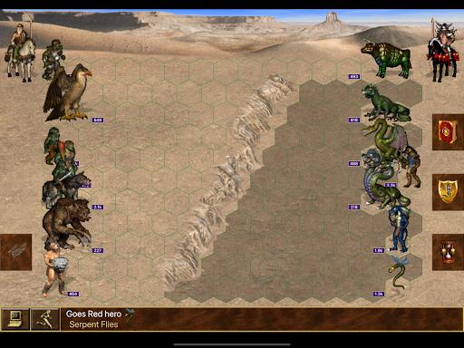 Heroes online battles. Magic and might 3 apktram screenshots 4