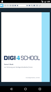 digi4school – Miniaturansicht des Screenshots