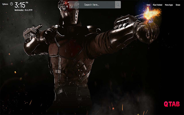 Injustice 2 Wallpapers Hd Theme