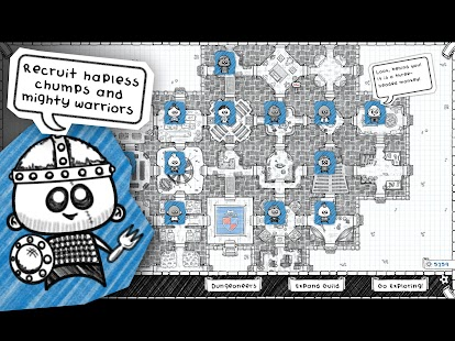 Guild of Dungeoneering- screenshot thumbnail