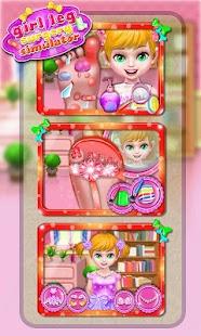 Leg jogos de médico screenshot