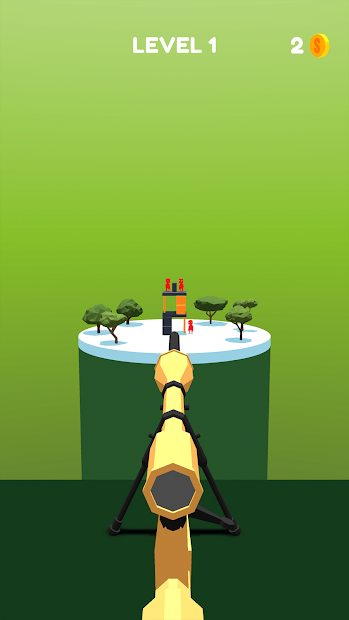 Super Sniper! Android App Screenshot