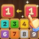 Merge Wood: Block Puzzle icon