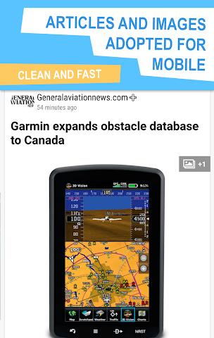 android Aviation news! Screenshot 2