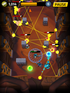 Impossible Space – A Hero In Space Mod Apk (Free Shopping) 10