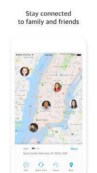 iSharing Locator - Find My Friends & Family
