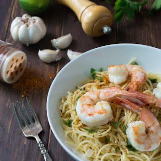 Fried Shrimp Pasta Recipes