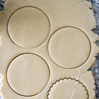 The Best Sugar Cookie Dough.