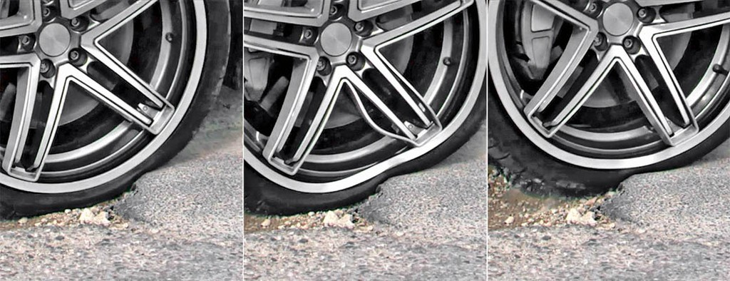 """Michelin Acorus - công nghệ """"hộ vệ"""" lốp xe thành mỏng ảnh 4"""