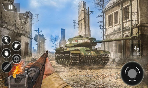 World War Survival: FPS Shooting Game 2.0.8 screenshots 1