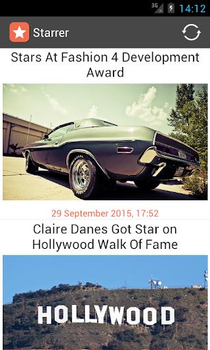 Starrer - celebrity news