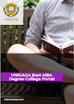 UNIGAGA Best MBA Degree Colleges | Admission in MBA