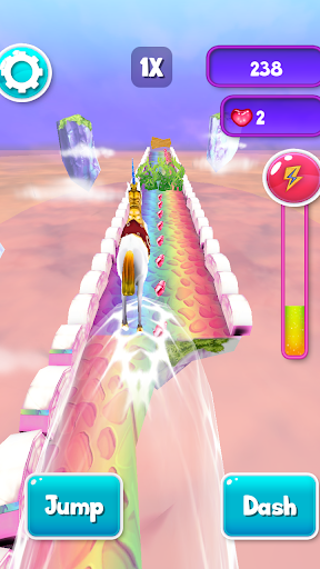My Little Unicorn Runner 3D 2 1.1.38 screenshots 5