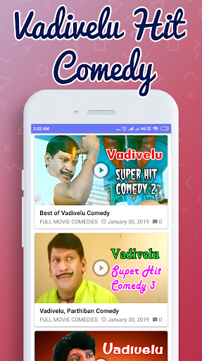 Vadivelu Comedy Videos 2.5 androidtablet.us 2