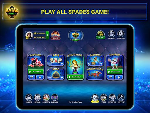 Batak Club: Online Batak Eu015fli Batak u0130haleli Batak android2mod screenshots 10