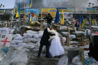 Photo: Только в Украине. Горько! #Евромайдан  #Украина