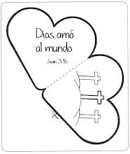 Photo: corazón-cruz