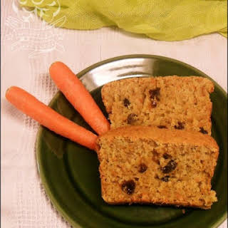Very Low Fat Carrot & Apple Loaf.
