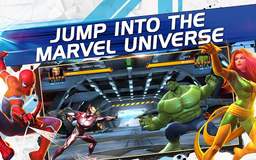 MARVEL Contest of Champions cheat screenshots 5