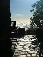 Photo: Sonneaufgang über den Wolken (Casa Abuela Estebana in Isora)