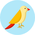 What kind of bird are you? Test icon