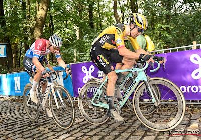 """Ook Wout van Aert zelf tevreden met contractverlenging: """"Drie extra jaren bij Jumbo-Visma"""""""