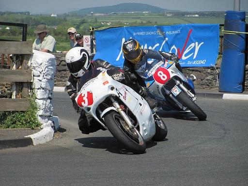 Manx Trophy Classic France  moto voyages