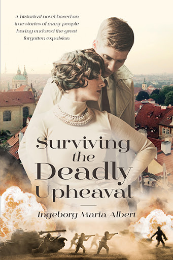 Surviving The Deadly Upheaval cover