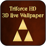 Triforce HD 3D Live Wallpaper Icon